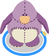 Penguin Stuffie Costume IG