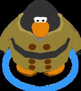 Dark Detective Coat in-game