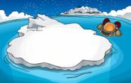 Iceberg Fireworks