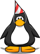 1st Anniversary Party Hat PC