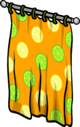 Refreshing Curtain sprite 007