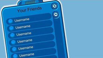 Club Penguin Rewritten New Buddy List Update