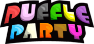 Puffle Party logo