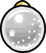 Silver Bauble sprite 001