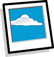 Clouds Background Icon