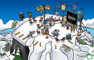 Penguin Play Awards 2018 Ski Hill