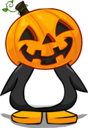 Pumpkin Head PC