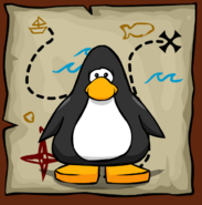 Treasure Map Background PC