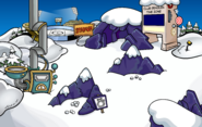 Earth Day 2018 Snow Forts