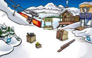 Music Jam 2019 construction Ski Village