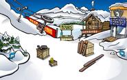 Music Jam 2019 construction Ski Village