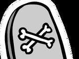Tombstone Pin