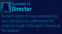 EPF Message November 14 1