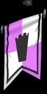 Pink Pastel Banner sprite 002