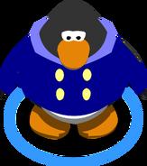 Blue Duffle Coat IG