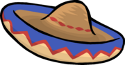 Saturated Sombrero