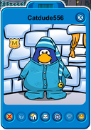 Catdude556 Player Card - Late October 2019 - Club Penguin Rewritten (2)
