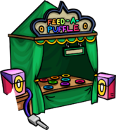 Feed-A-Puffle Location