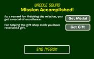 Mission 10 Conclusion