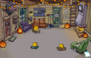 Halloween Candy Hunt 2019 Ski Lodge