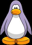Lavender Create Penguin