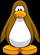 Brown Create Penguin