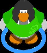 Green Skater Shirt IG