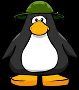 Green Safari Hat PC
