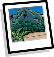 Overgrown Ship Background Icon