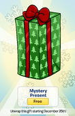 Mystery Present - Better Igloos December 2019