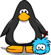 Blue Puffle PC