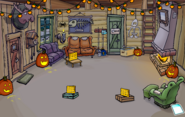 Halloween Party 2018 Ski Lodge