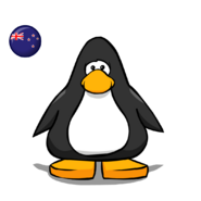 New Zealand Flag PC