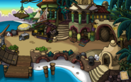 Swashbuckler Trading Post Without Cargo