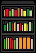 Black Bookcase sprite 002