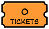 Fair Ticket Icon