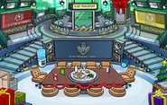 Christmas Party 2019 EPF Command Room Concept