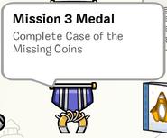 Mission 3 Medal SB