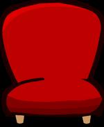 Red Plush Chair sprite 001