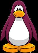 Maroon Create Penguin