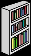 White Bookcase sprite 011