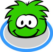 Green Puffle Transformation IG