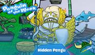 Hidden Pengu