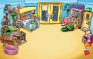Island Eclipse Pet Shop