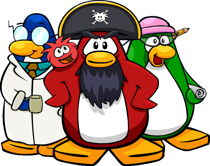 Where The Book Room In Club Penguin Rewritten