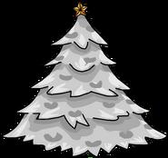 Silver Holiday Tree sprite 001