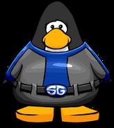 Shadow Guy Costume PC