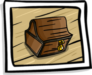 Treasure Chest Closed Photograph