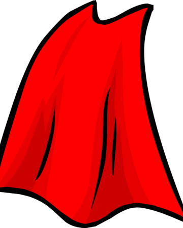 Red Cape | Club Penguin Rewritten Wiki | Fandom
