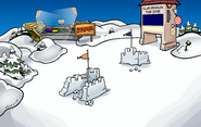 Stadium Games Snow Forts